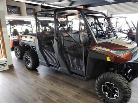 2019 Polaris Ranger Crew XP 1000 EPS 20th Anniversary Limited Edition in Union Grove, Wisconsin - Photo 1