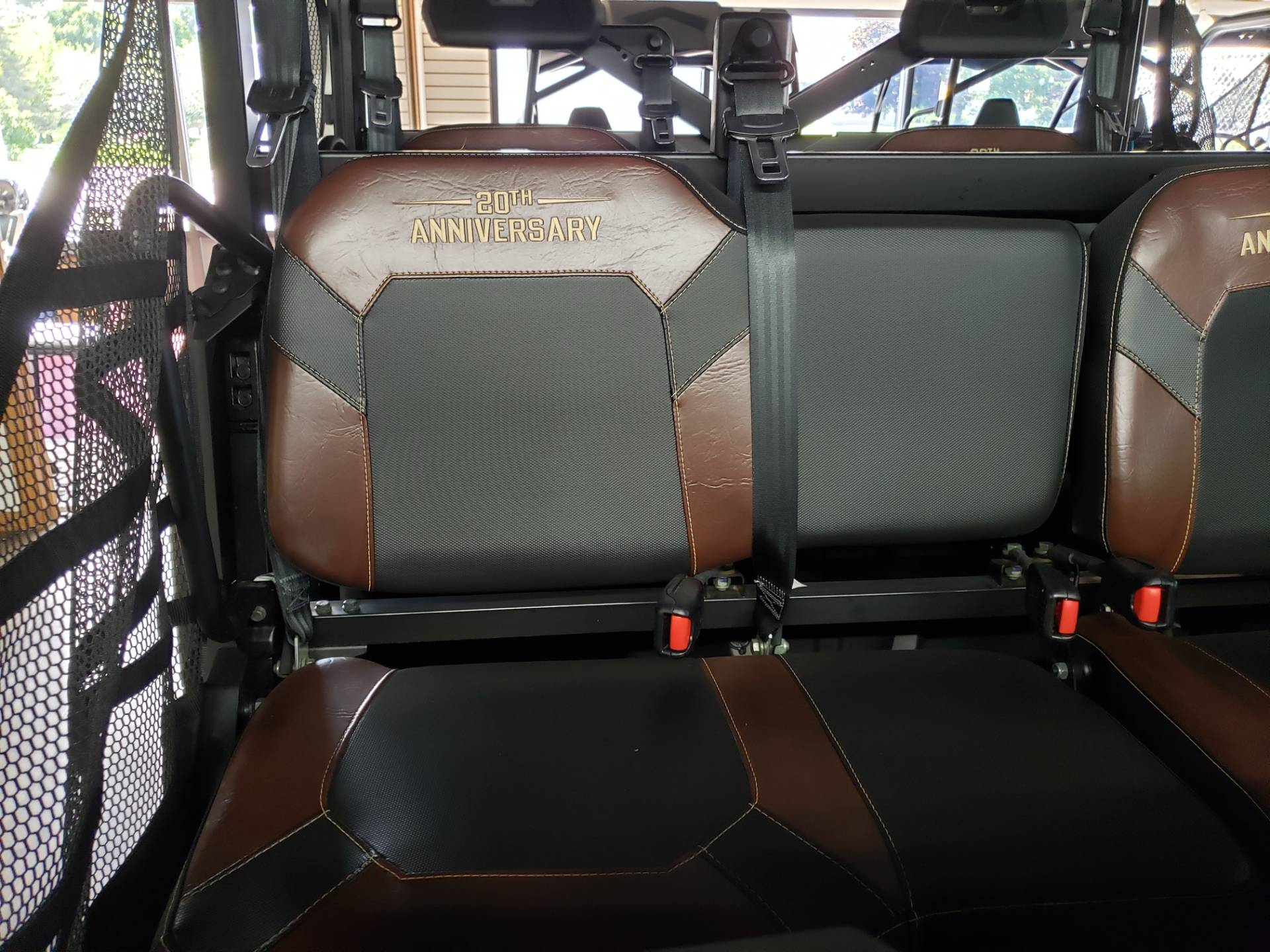 2019 Polaris Ranger Crew XP 1000 EPS 20th Anniversary Limited Edition in Union Grove, Wisconsin - Photo 4