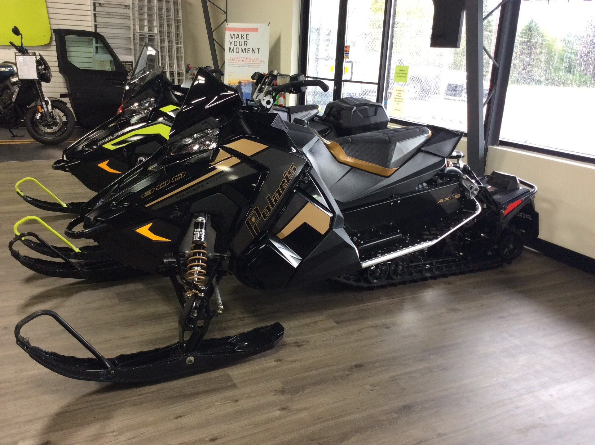 2019 Polaris 800 Switchback Pro-S SnowCheck Select in Union Grove, Wisconsin - Photo 7