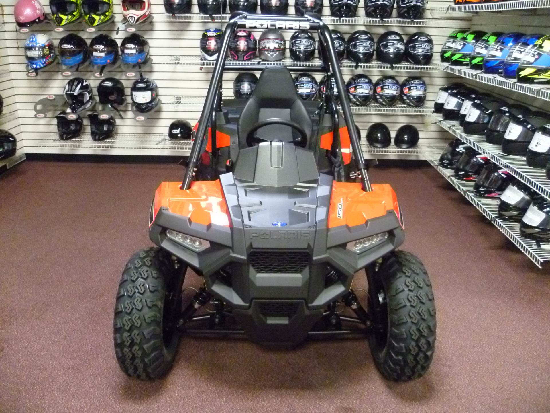 2017 Polaris Ace 150 EFI 2