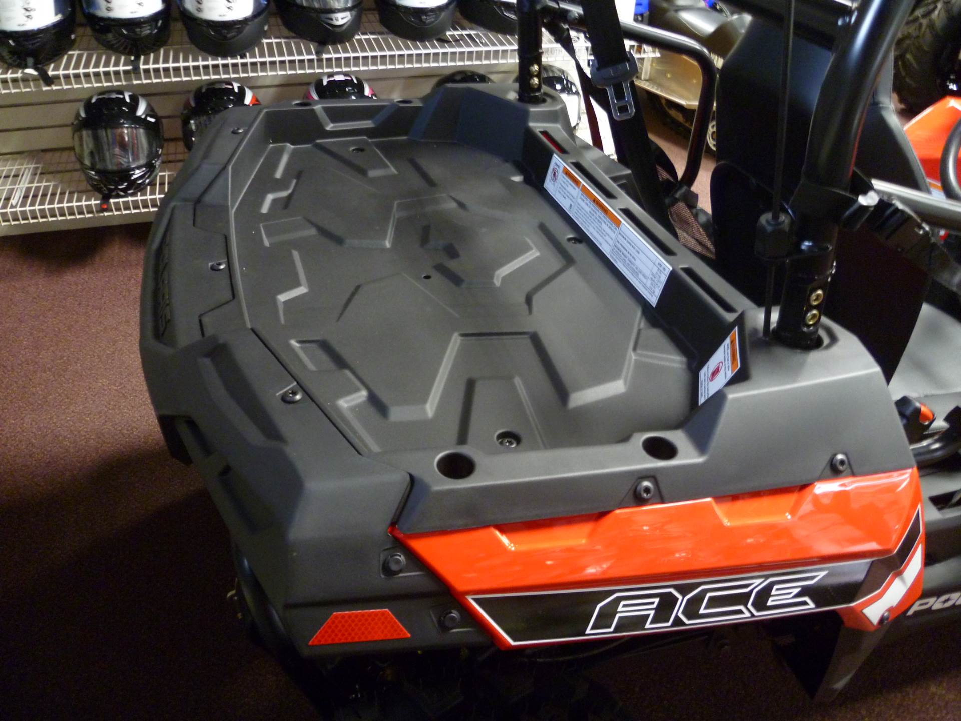 2017 Polaris Ace 150 EFI 9