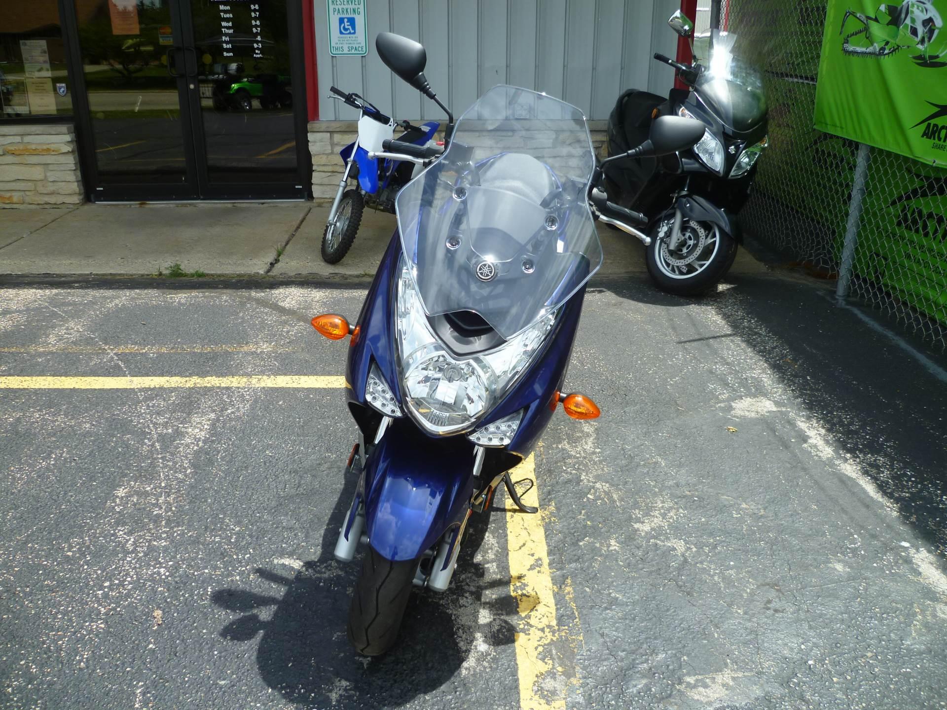 2015 Yamaha SMAX 5
