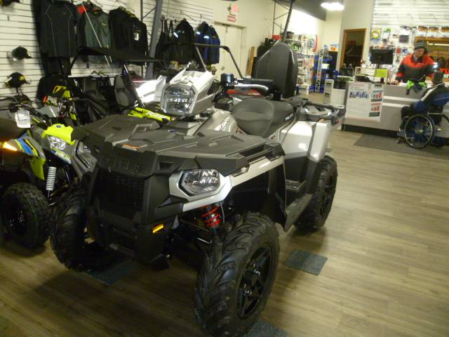 2019 Polaris Sportsman Touring 570 SP in Union Grove, Wisconsin - Photo 2