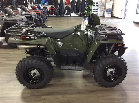 2020 Polaris Sportsman 450 H.O. Utility Package in Union Grove, Wisconsin - Photo 1