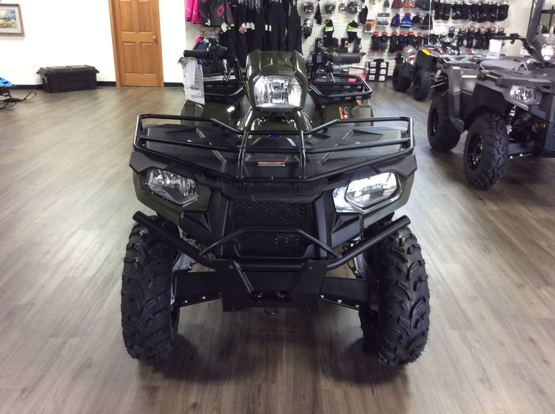 2020 Polaris Sportsman 450 H.O. Utility Package in Union Grove, Wisconsin - Photo 2