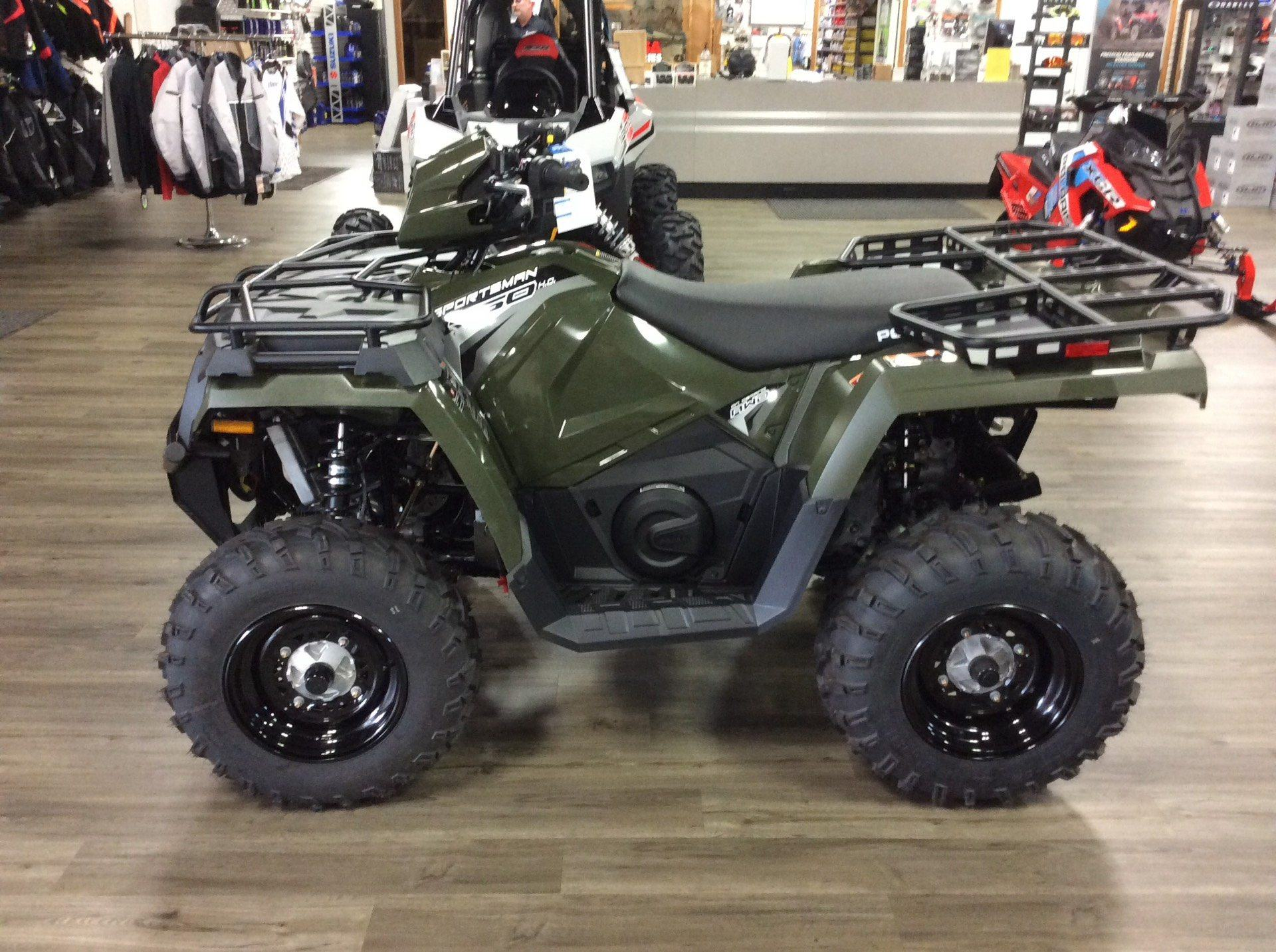 2020 Polaris Sportsman 450 H.O. Utility Package in Union Grove, Wisconsin - Photo 4