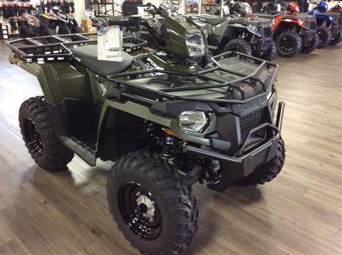 2020 Polaris Sportsman 450 H.O. Utility Package in Union Grove, Wisconsin - Photo 6