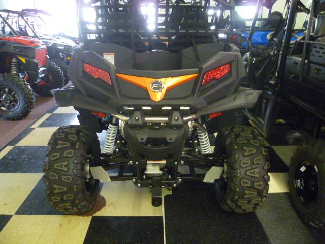 2017 CFMOTO ZForce 800 EX EPS in Union Grove, Wisconsin