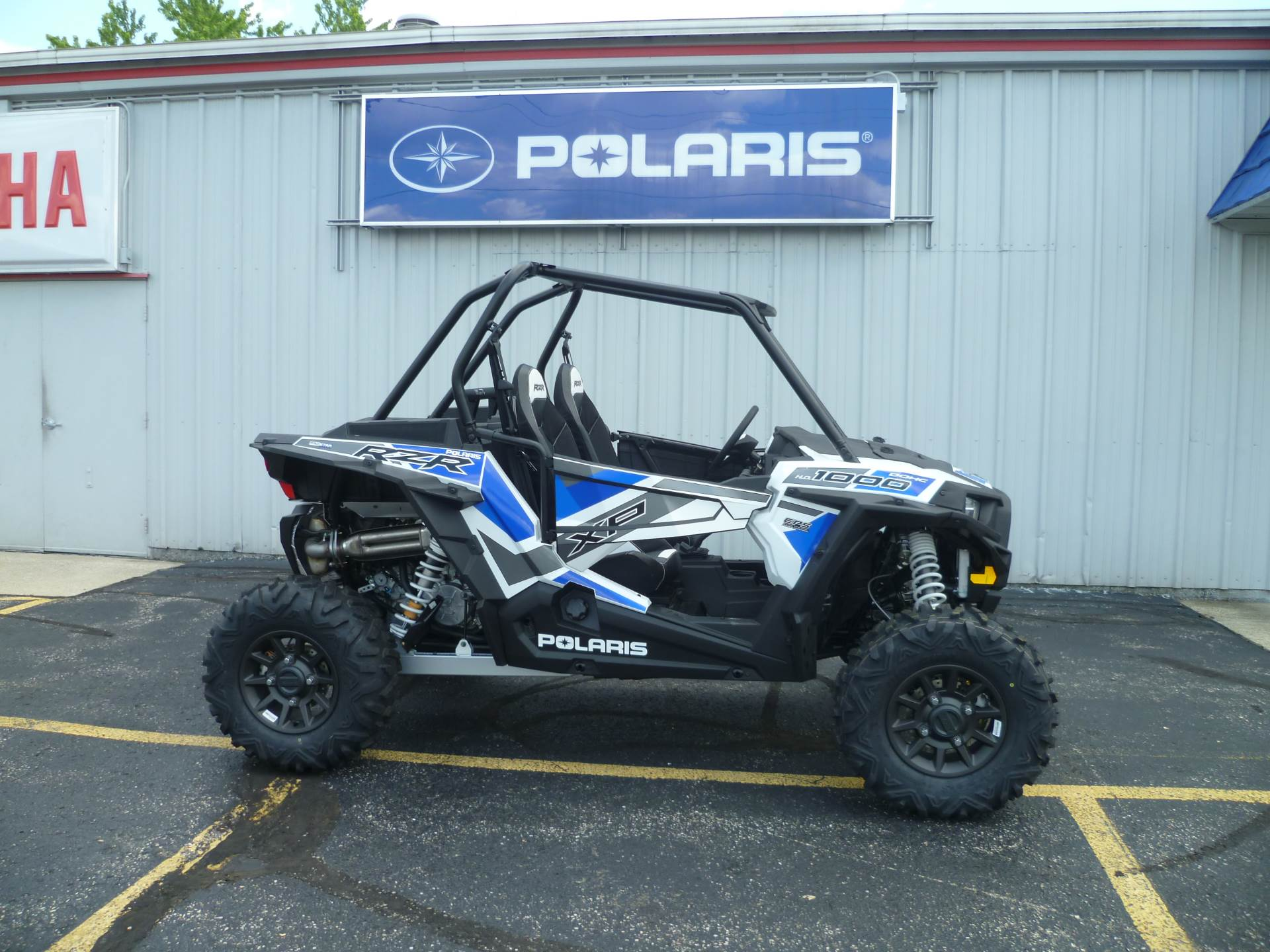 2017 Polaris RZR XP 1000 EPS in Union Grove, Wisconsin