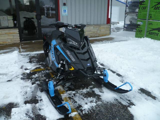2019 Polaris 600 INDY XC 129 Snowcheck Select in Union Grove, Wisconsin - Photo 5