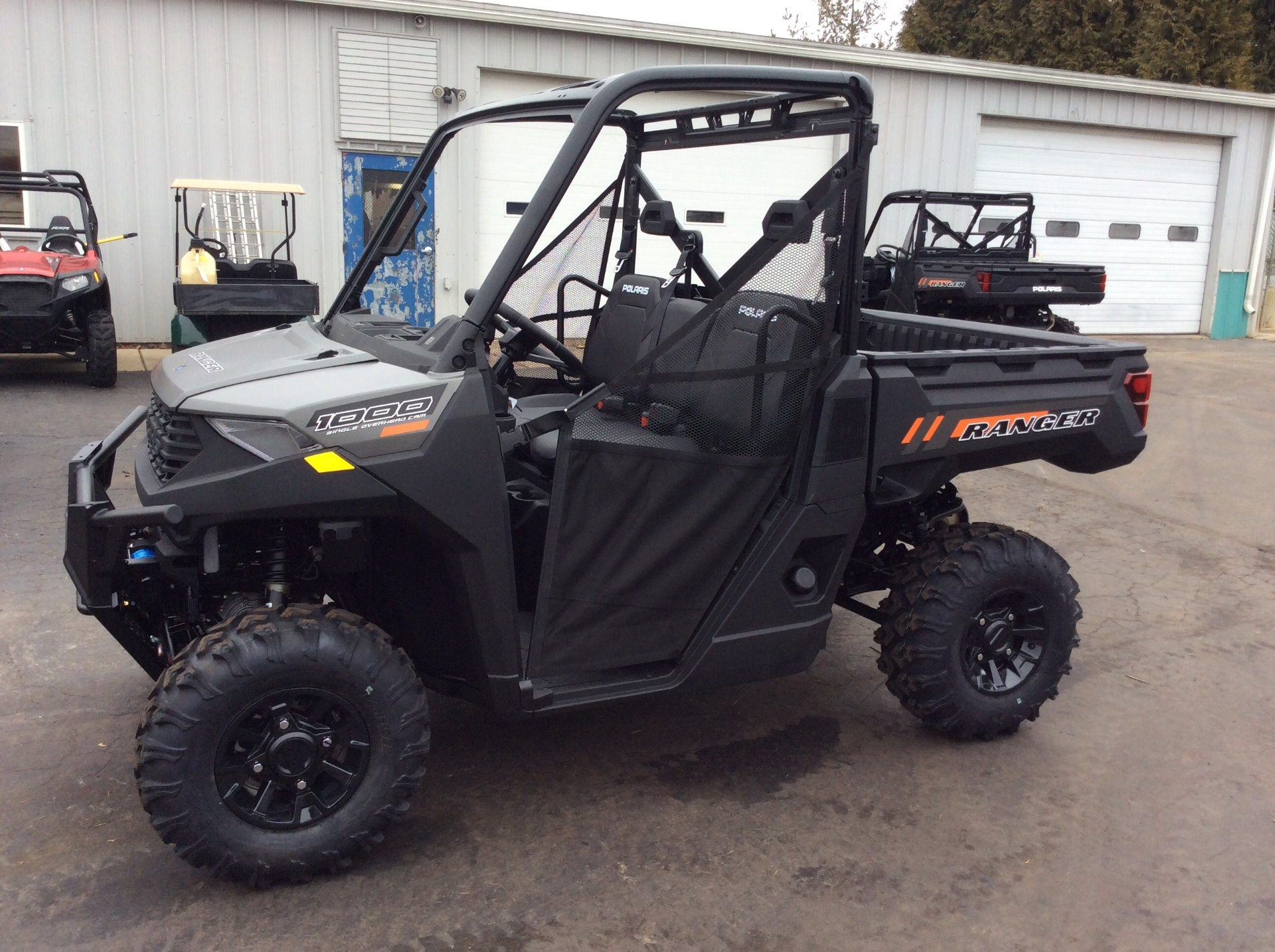 2020 Polaris Ranger 1000 Premium + Winter Prep Package in Union Grove, Wisconsin - Photo 1
