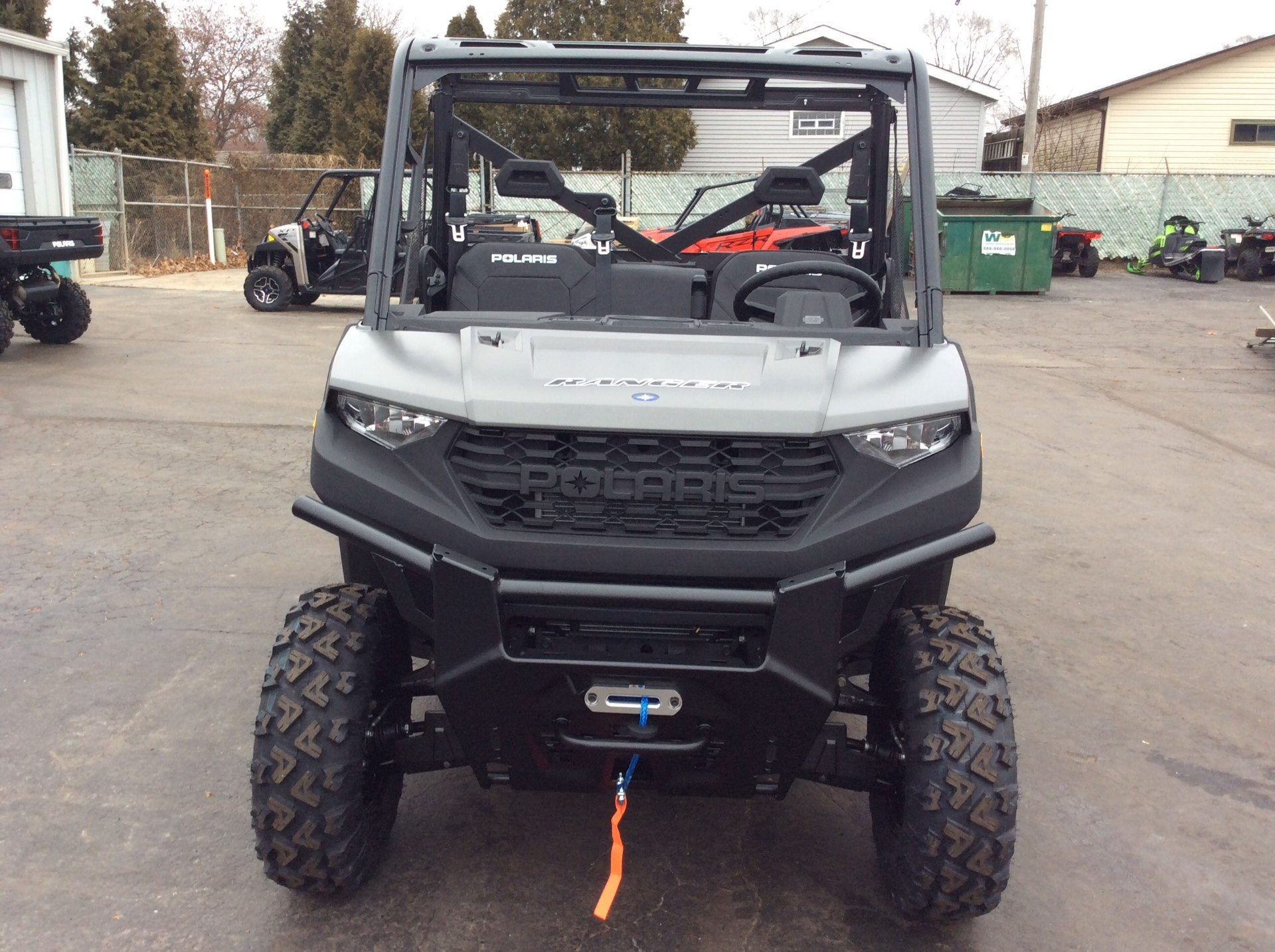 2020 Polaris Ranger 1000 Premium + Winter Prep Package in Union Grove, Wisconsin - Photo 6