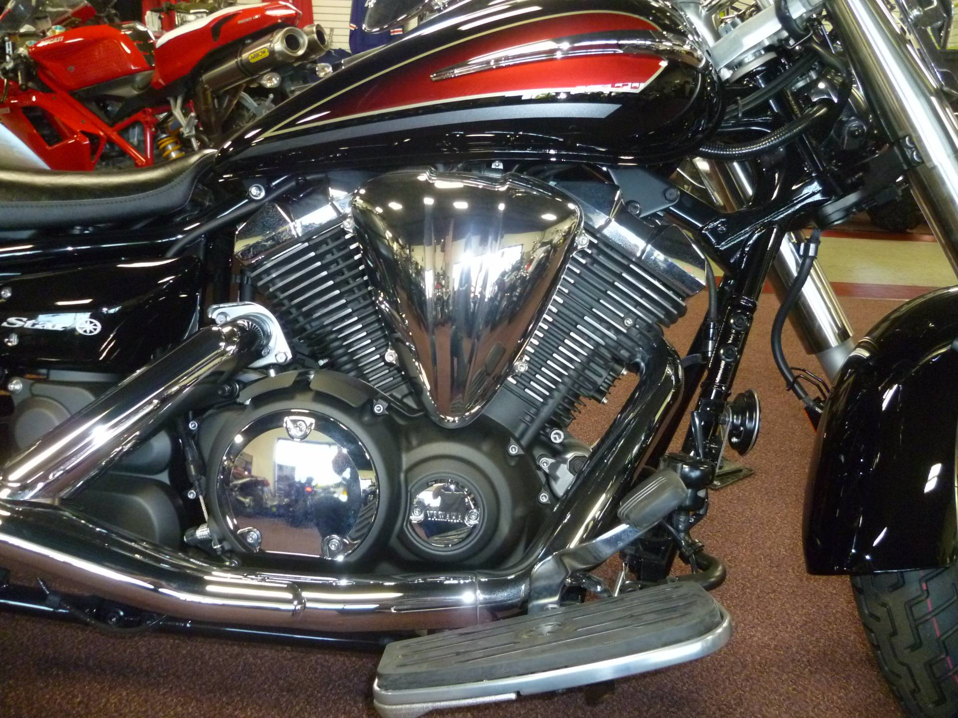 2014 Yamaha V Star 950 Tourer in Union Grove, Wisconsin