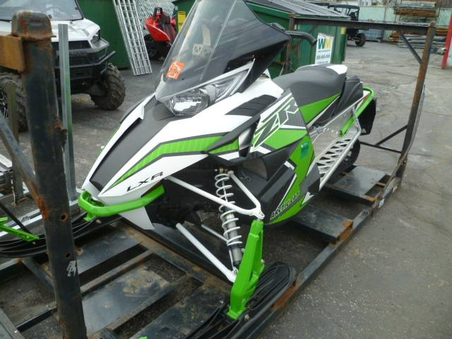 "2016 Arctic Cat ZR 4000 129"" LXR in Union Grove, Wisconsin"