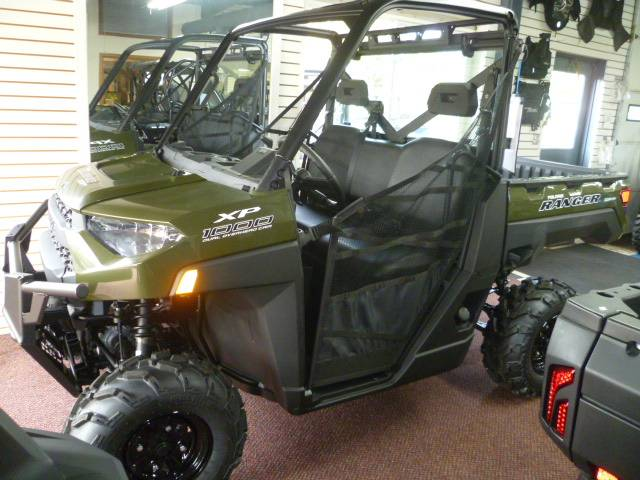 2019 Polaris Ranger XP 1000 EPS in Union Grove, Wisconsin - Photo 1