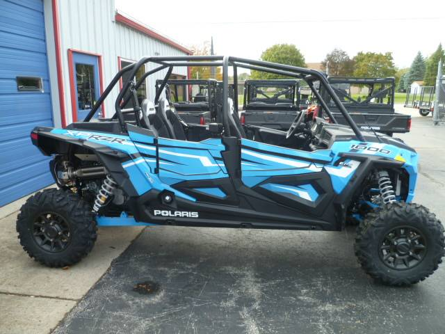 2019 Polaris RZR XP 4 1000 EPS Ride Command Edition in Union Grove, Wisconsin
