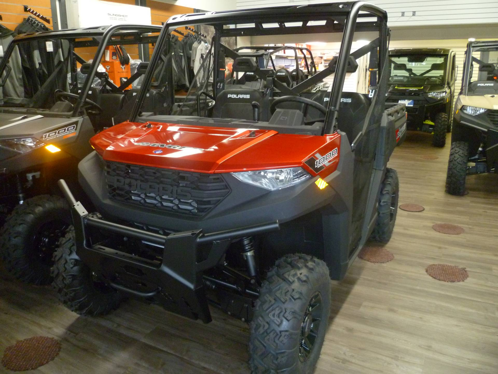 2020 Polaris Ranger 1000 Premium in Union Grove, Wisconsin - Photo 2