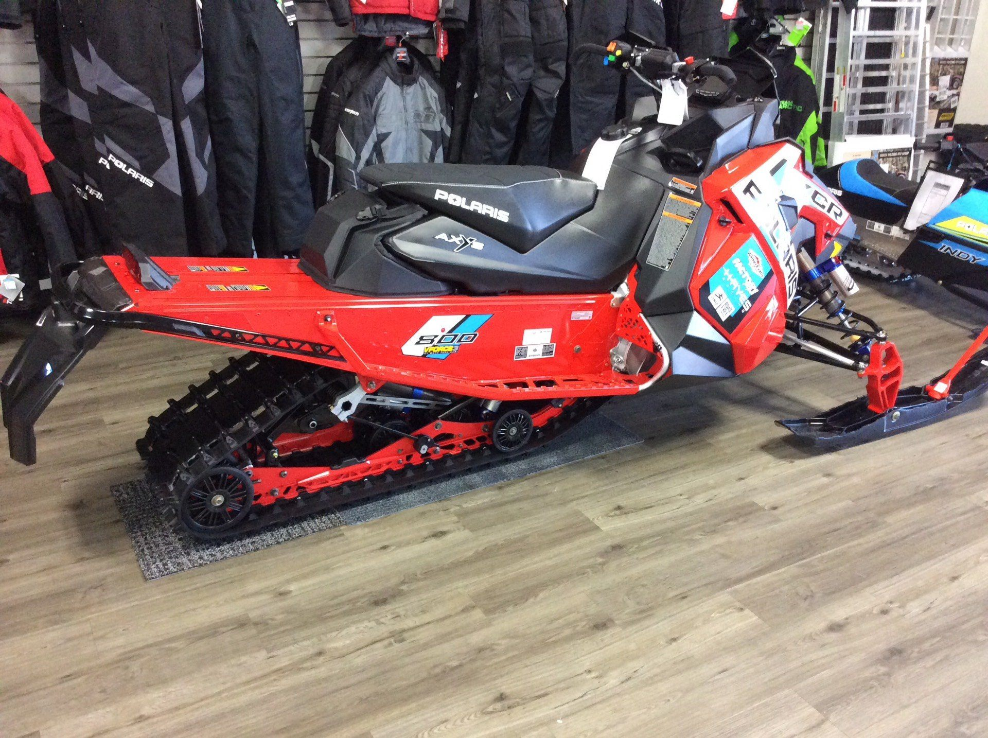 2020 Polaris 800 INDY XCR SC in Union Grove, Wisconsin - Photo 2