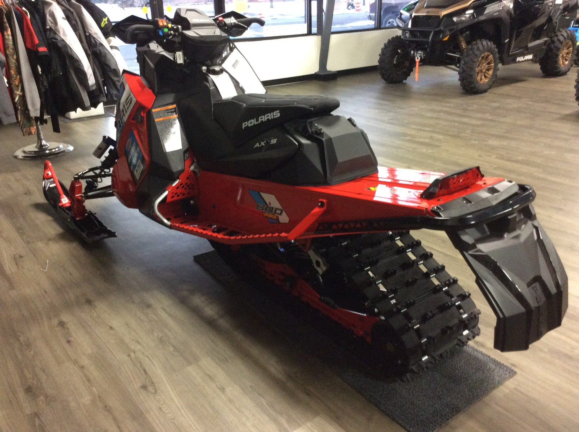 2020 Polaris 800 Indy XCR SC in Union Grove, Wisconsin - Photo 6