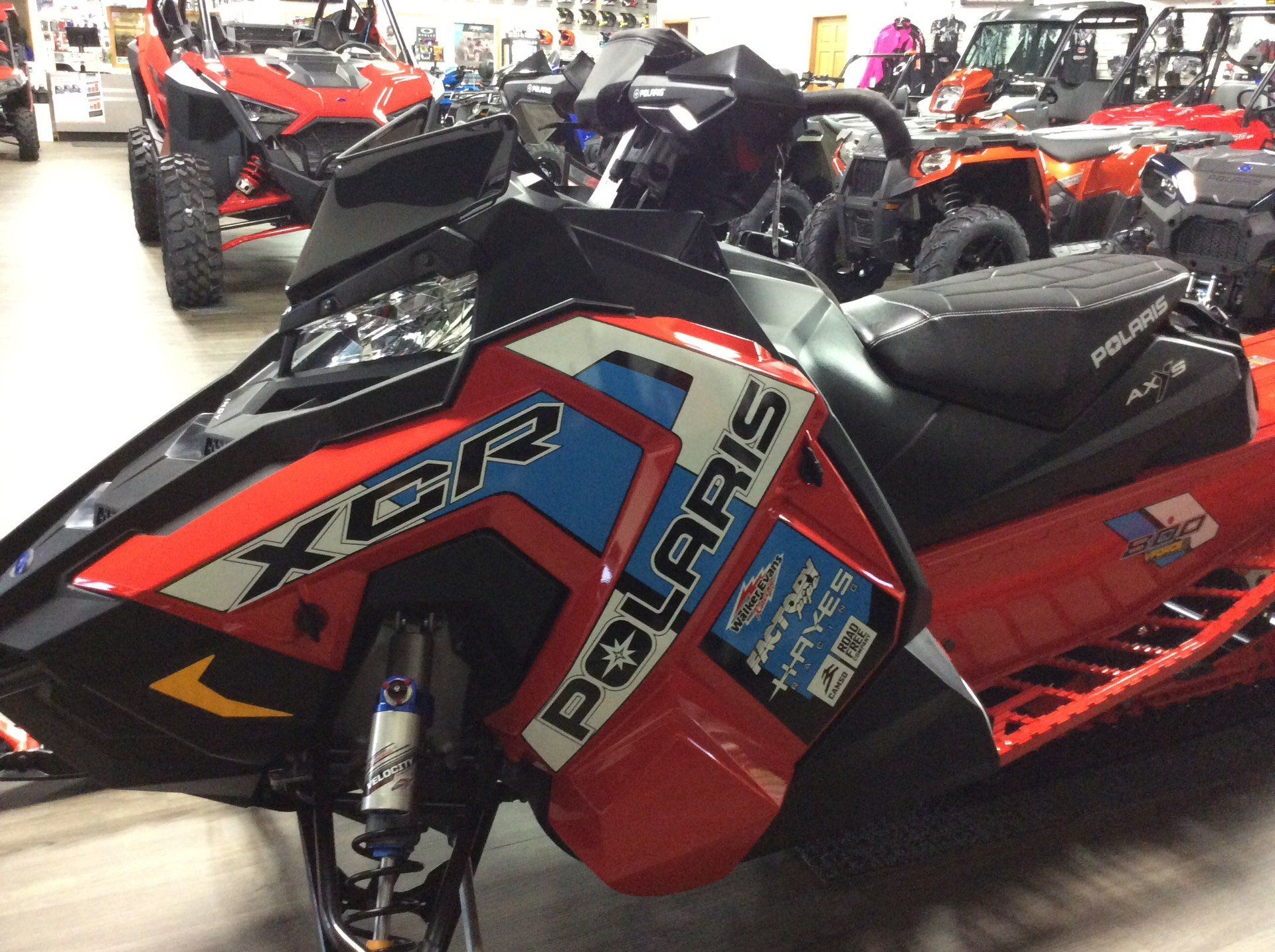2020 Polaris 800 Indy XCR SC in Union Grove, Wisconsin - Photo 7