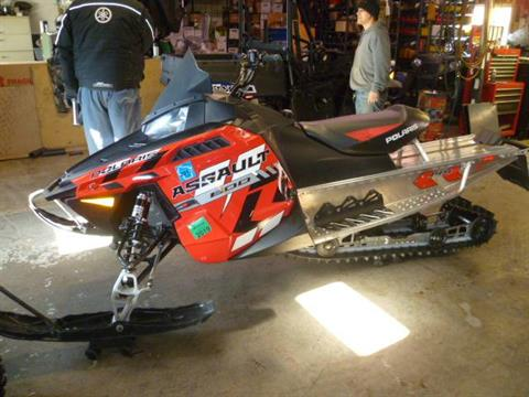 2016 Polaris 600 SWITCHBACK ASSAULT144 ES in Union Grove, Wisconsin