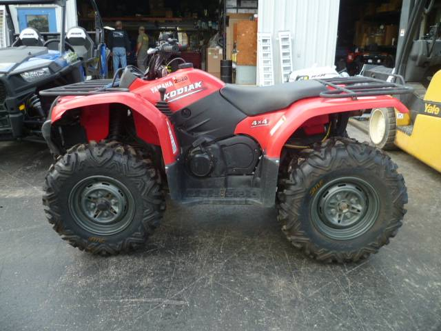 2006 Yamaha Kodiak™ 400 Auto. 4x4 in Union Grove, Wisconsin