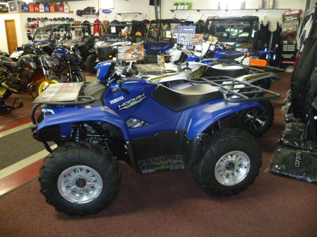 2017 Yamaha Kodiak 700 EPS in Union Grove, Wisconsin