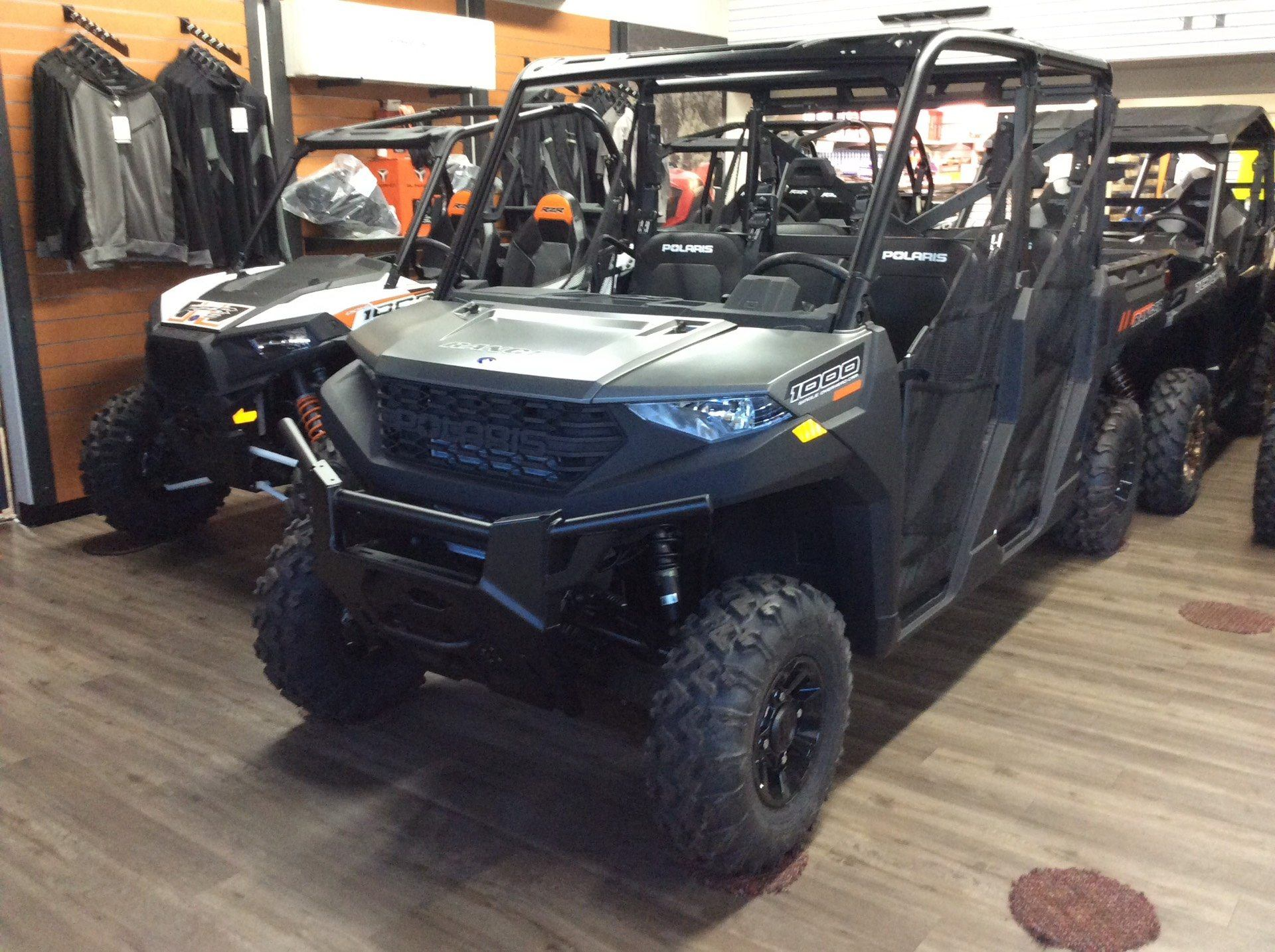 2020 Polaris Ranger Crew 1000 Premium in Union Grove, Wisconsin - Photo 1
