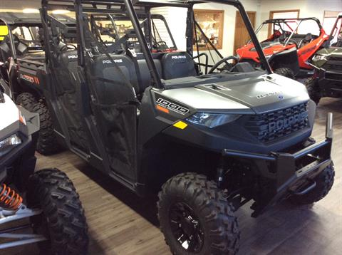 2020 Polaris Ranger Crew 1000 Premium in Union Grove, Wisconsin - Photo 2