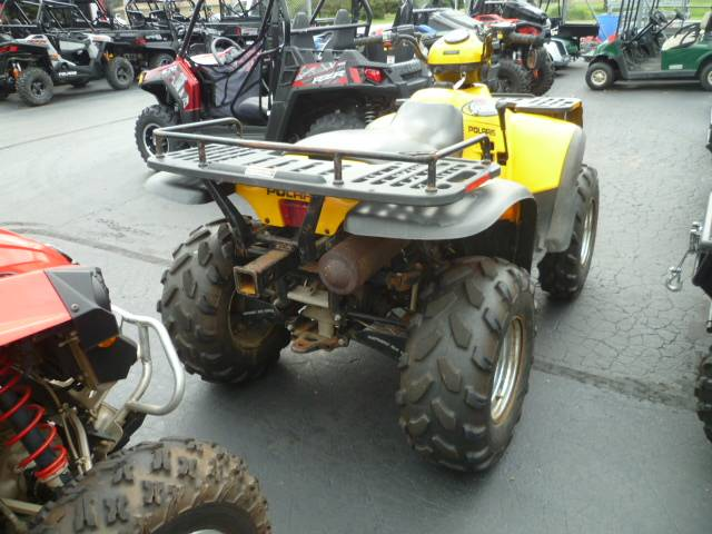2002 Polaris Sportsman 700 Twin in Union Grove, Wisconsin