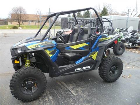 2016 Polaris RZR S 1000 EPS in Union Grove, Wisconsin
