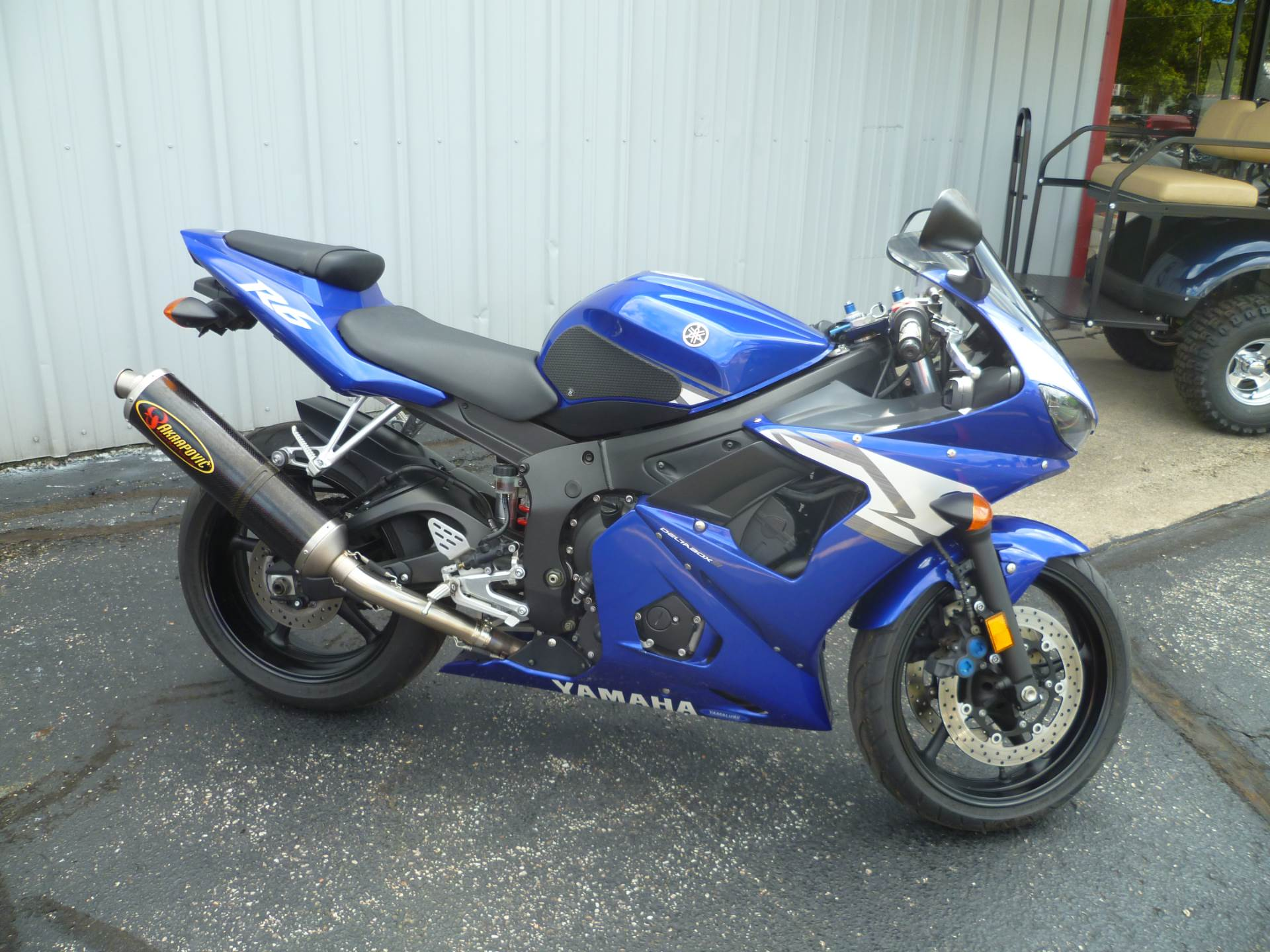 2004 Yamaha YZF-R6 for sale 62673