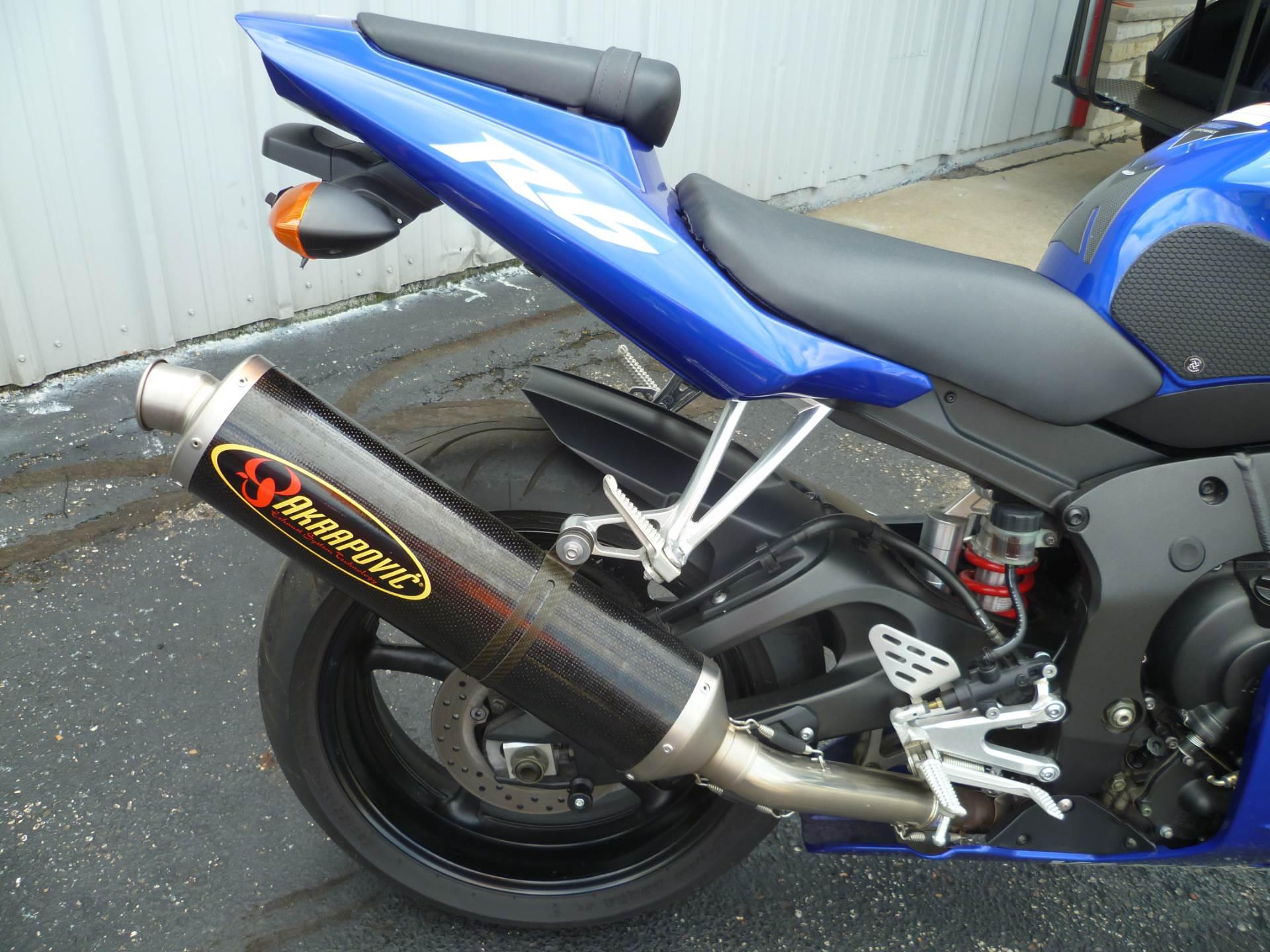 2004 Yamaha YZF-R6 4
