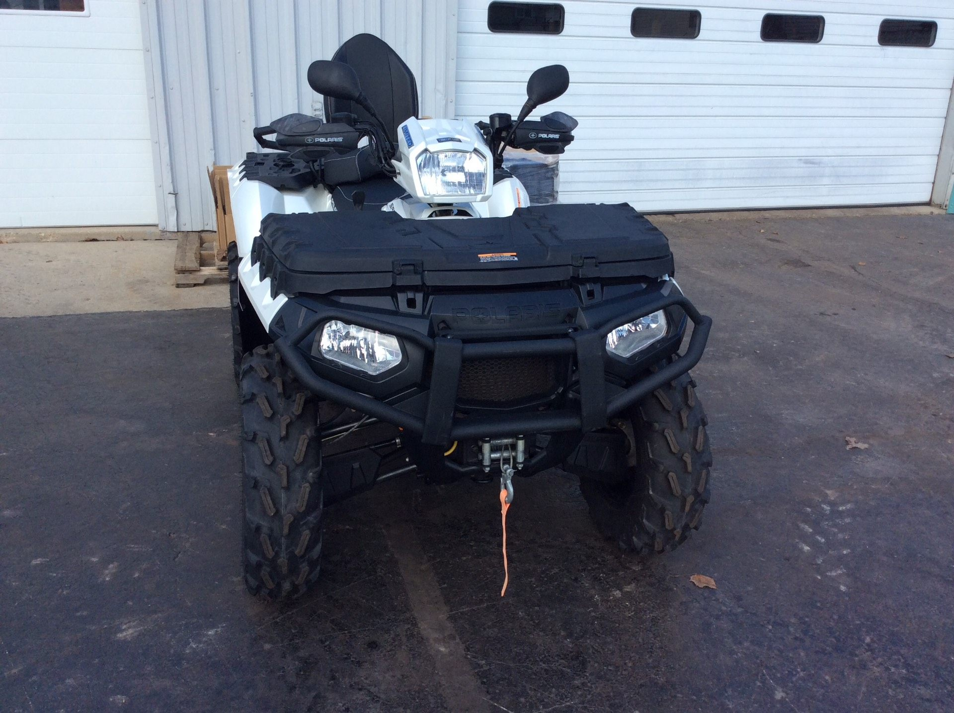 2015 Polaris Sportsman® Touring XP 1000 in Union Grove, Wisconsin - Photo 4