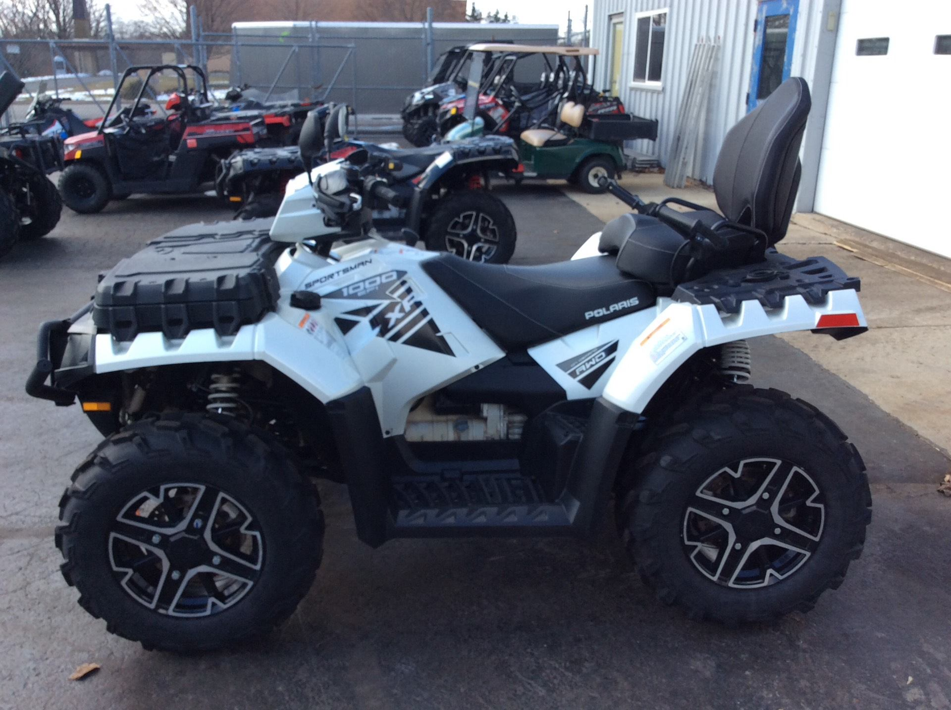 2015 Polaris Sportsman® Touring XP 1000 in Union Grove, Wisconsin - Photo 7