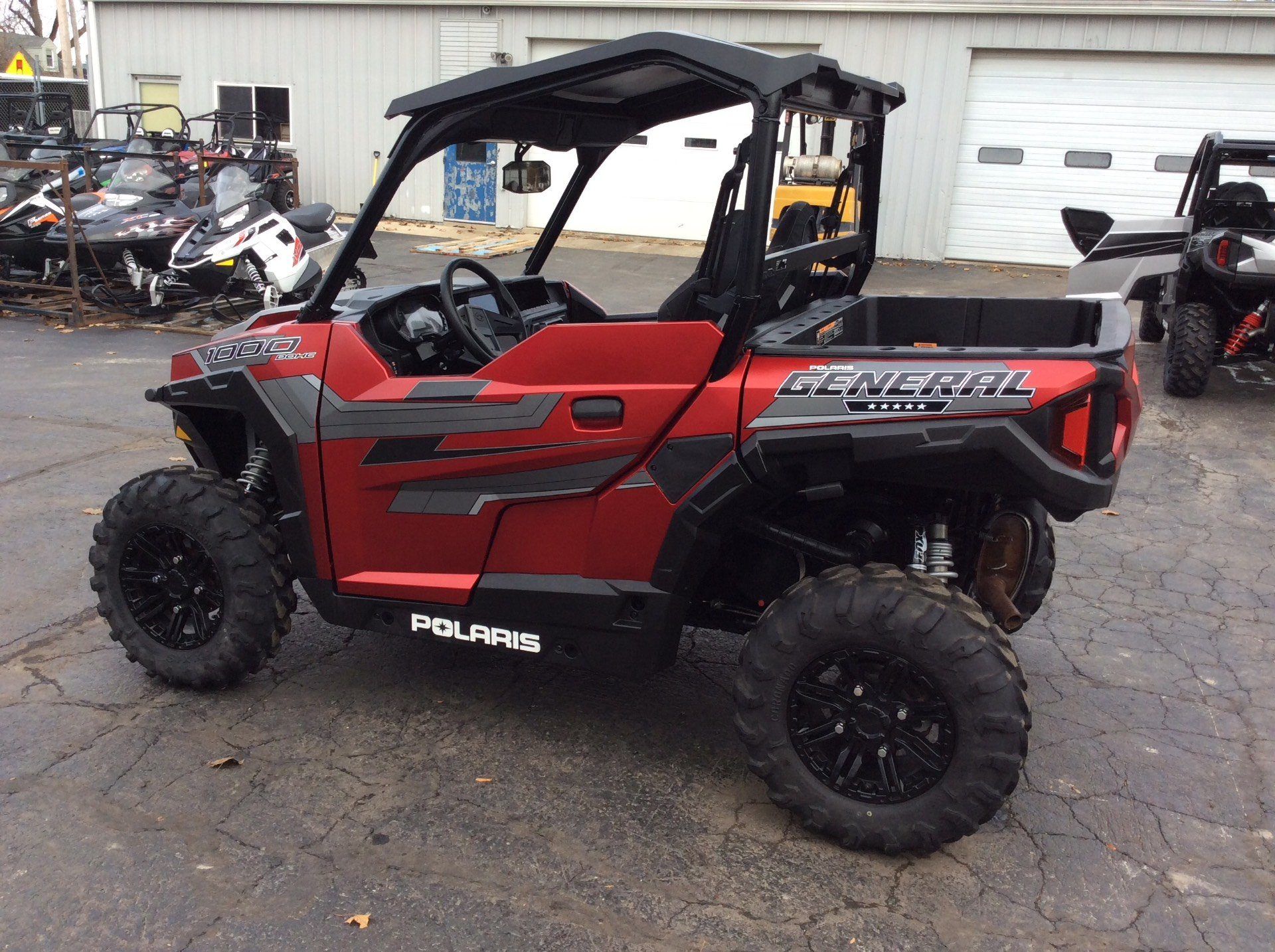 2018 Polaris General 1000 EPS Ride Command Edition in Union Grove, Wisconsin - Photo 2