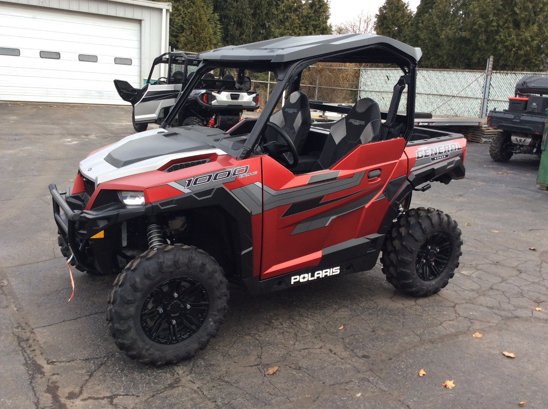 2018 Polaris General 1000 EPS Ride Command Edition in Union Grove, Wisconsin - Photo 1