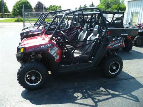 2016 Polaris RZR570 EPS Trail in Union Grove, Wisconsin
