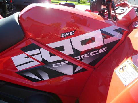 2017 CFMOTO CForce 500S EPS in Union Grove, Wisconsin
