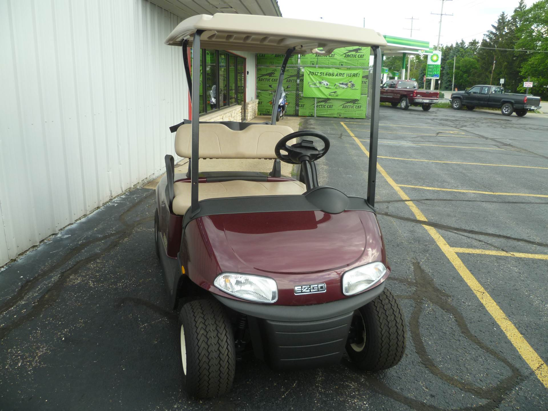 2017 E-Z-Go Golf Freedom RXV Electric in Union Grove, Wisconsin