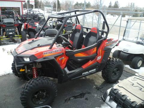2017 Polaris RZR S 1000 EPS in Union Grove, Wisconsin