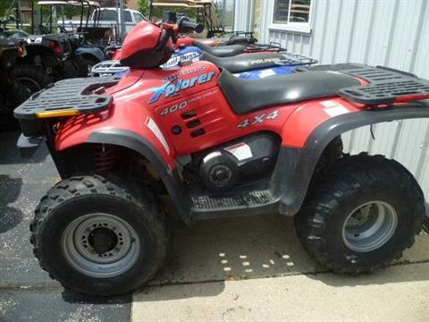 1995 Polaris XPLORER 400 in Union Grove, Wisconsin