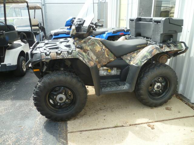 2014 Polaris Sportsman® 550 EPS in Union Grove, Wisconsin - Photo 1