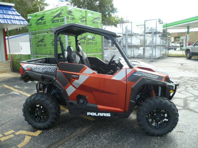 2019 Polaris General 1000 EPS Deluxe in Union Grove, Wisconsin