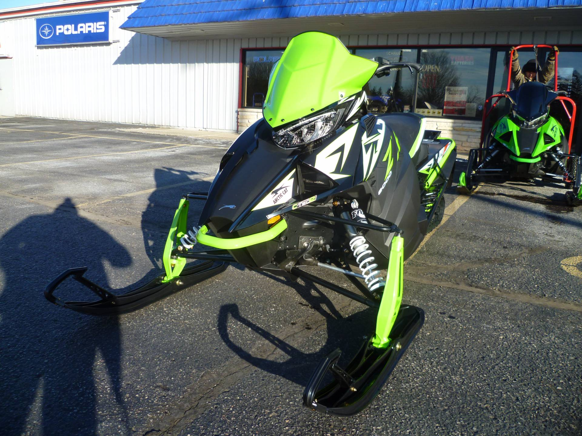 2018 Arctic Cat ZR 8000 Limited ES (137) in Union Grove, Wisconsin