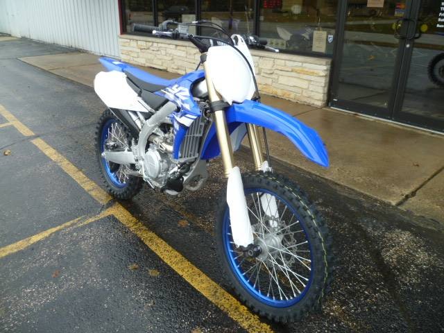 2018 Yamaha YZ450F in Union Grove, Wisconsin