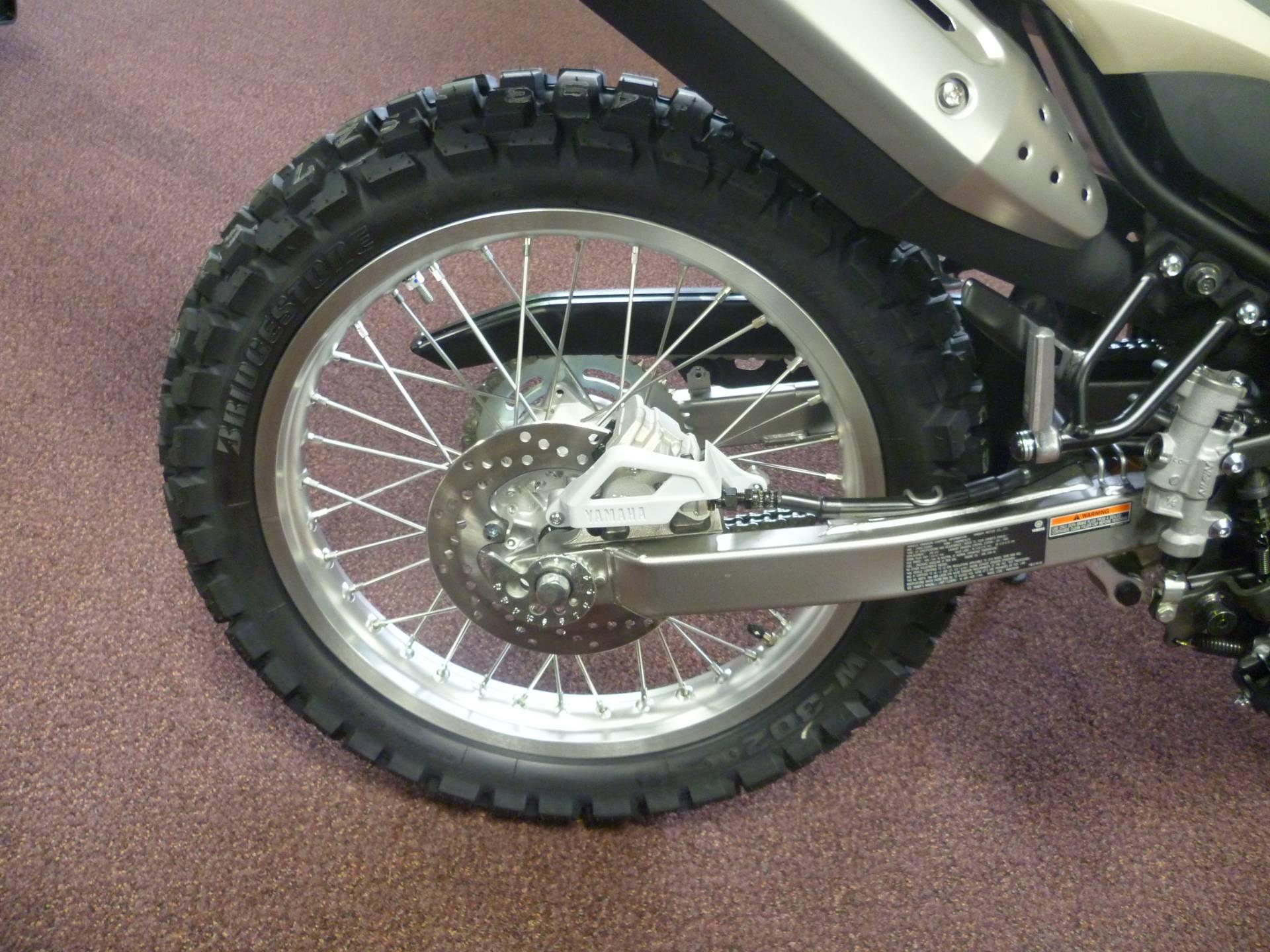 2018 Yamaha XT250 9