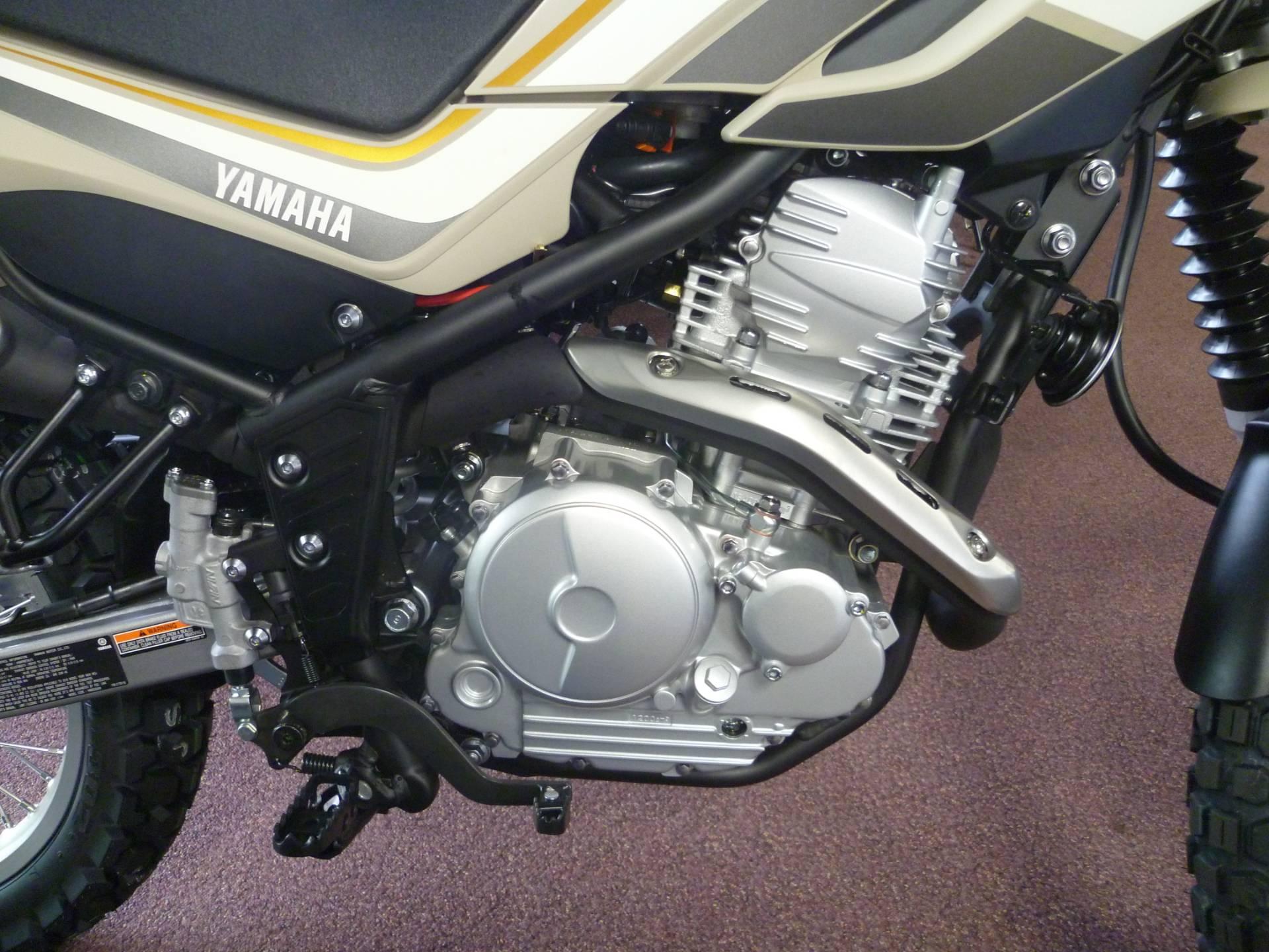 2018 Yamaha XT250 4