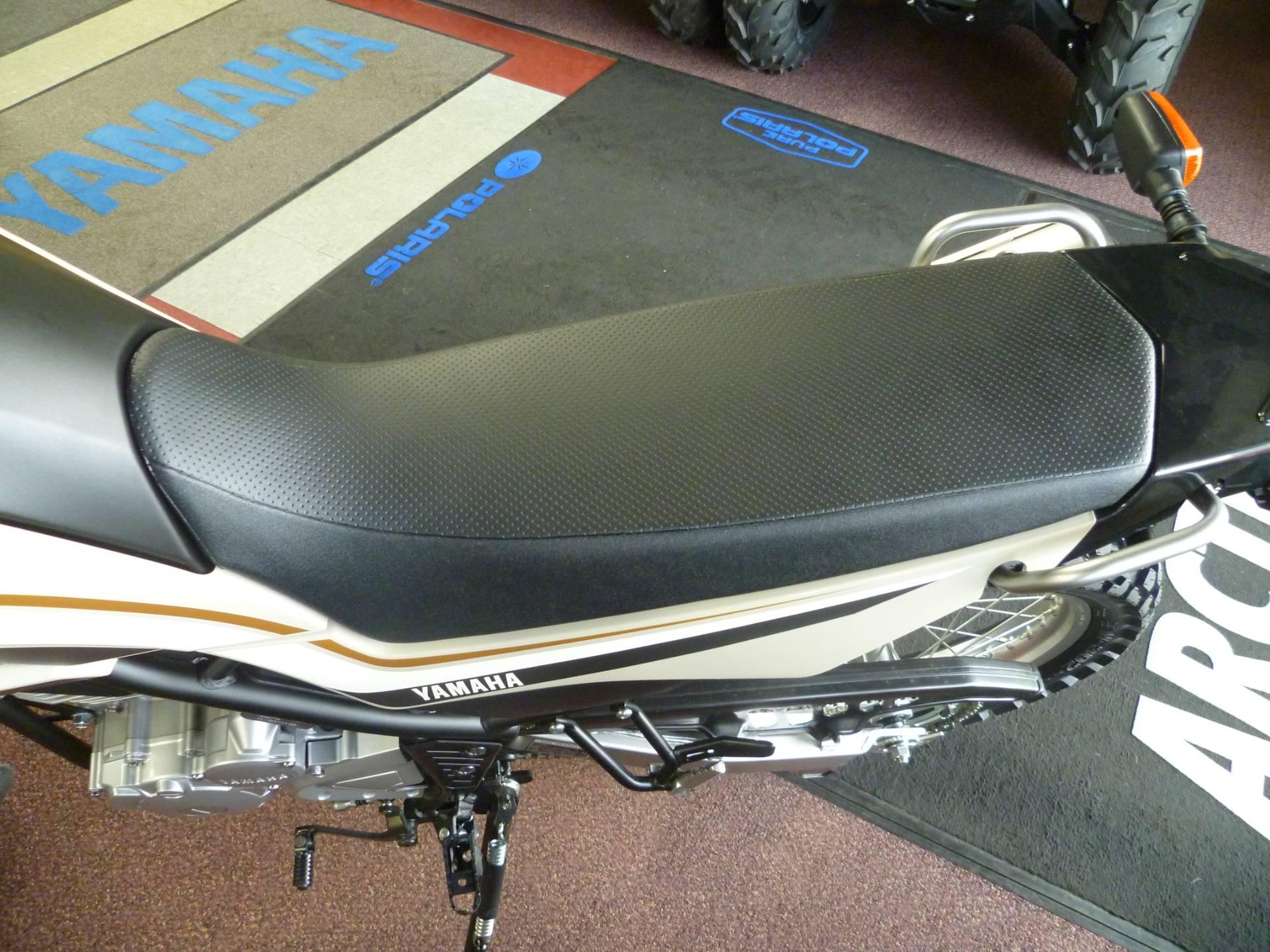 2018 Yamaha XT250 8