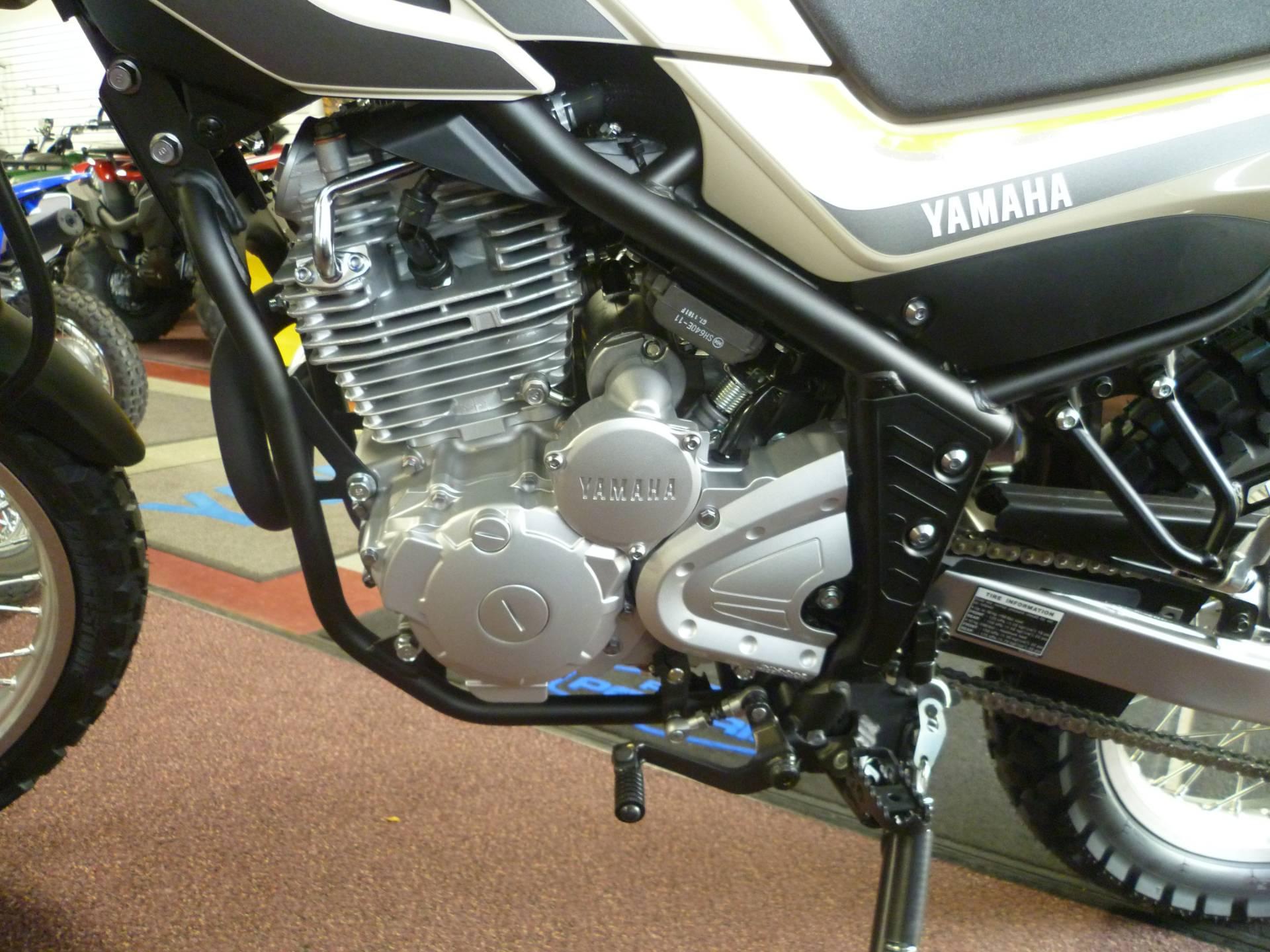 2018 Yamaha XT250 11